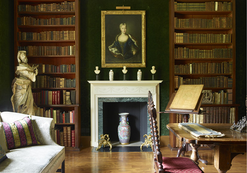Stonor Library - Country House Tour