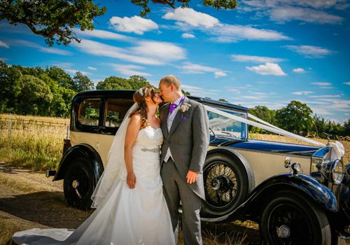 Weddings - Rolls Royce
