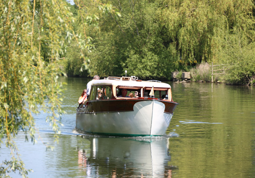 Boat on the river-very-nice-500x350