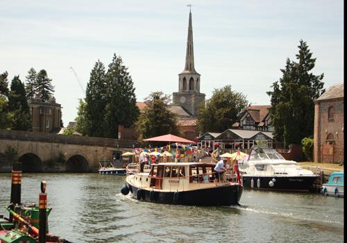 Thames Sailiing